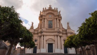 Photo of La ville de Modica en time lapse – Italie
