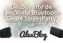 Photo of Découverte de l'enceinte Bluetooth Gear4 StreetParty