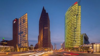 Photo of Les lieux célèbres de Berlin en time lapse