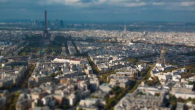 Photo of Paris en miniature et en time lapse