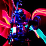 shooting Light Painting