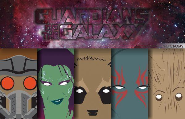 affiches-minimalistes-marvel-alejandro-rojas-gardiens-galaxie (1)