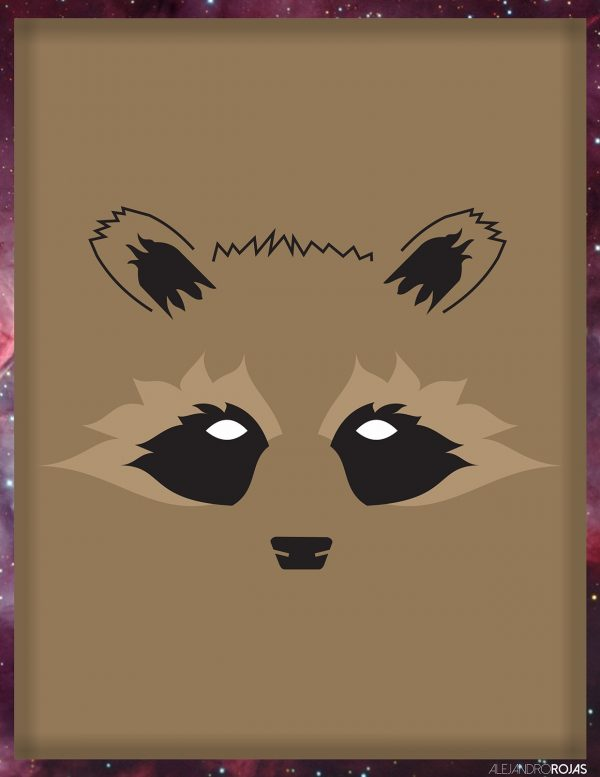 affiches-minimalistes-marvel-alejandro-rojas-gardiens-galaxie (2)