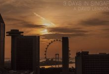 Photo of Trois jours à Singapour – time lapse