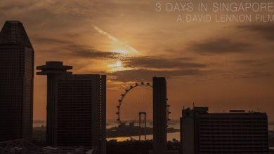 Photo of Trois jours à Singapour – time lapse
