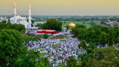 Photo of La ville de Lucknow en time lapse – Inde