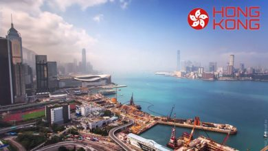 Photo of La beauté de la ville d'Hong Kong