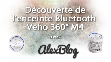 Photo of Découverte de l'enceinte Bluetooth Veho 360° M4