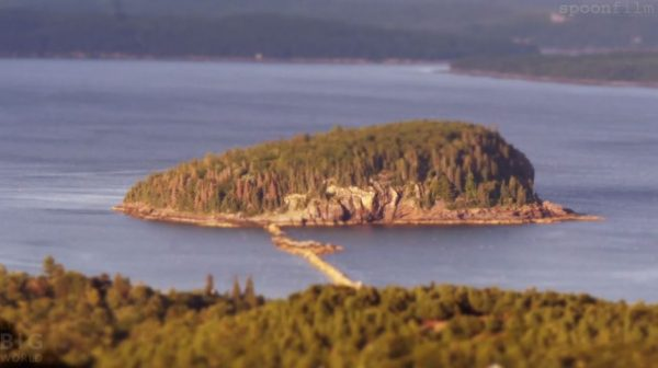 time-lapse-acadia-national-park-tilt-shift