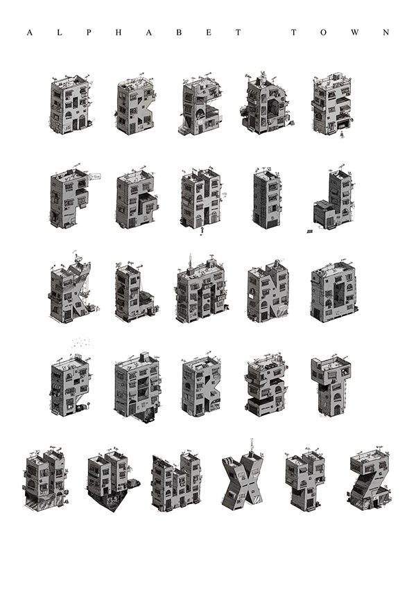 alphabet-town-abecedaire-original-omar-shammah