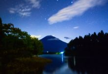Photo of La beauté du Mont Fuji dans un time lapse de 3 minutes