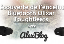 Photo of Découverte de l'enceinte Bluetooth Olixar ToughBeats