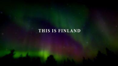 Photo of Une nuit en Finlande avec les aurores polaires