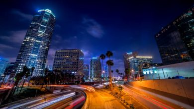 Photo of Un petit voyage en Californie et en time lapse par Michael Bloom