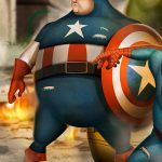 Spiderman-Avengers-fat-heroes-funny-carlos-dattoli (2)
