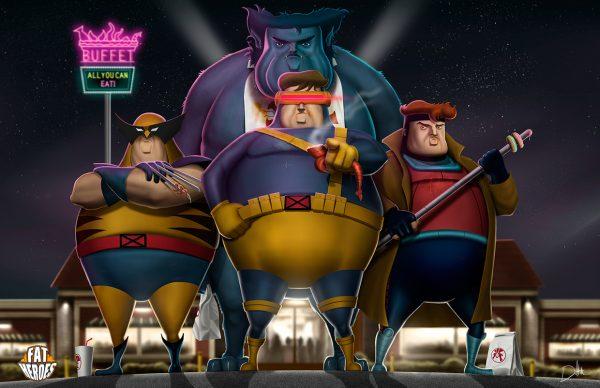 X-Men-fat-heroes-funny-carlos-dattoli (1)