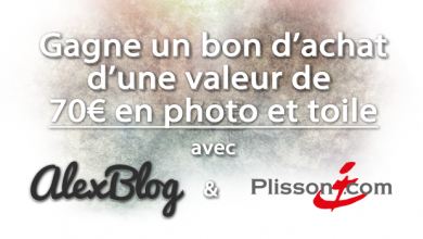Photo of Gagne un bon d'achat de 70€ sur la boutique de photo Plisson