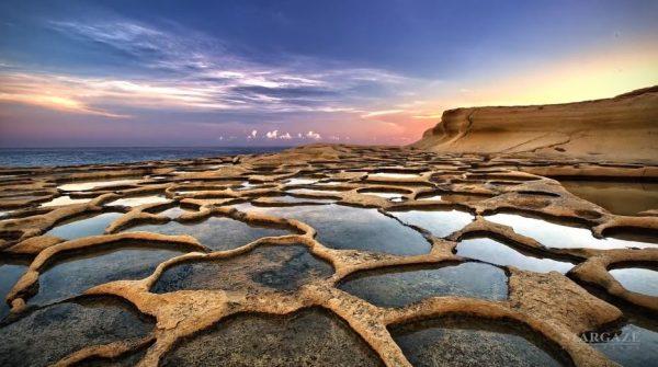 paysages-malte-time-lapse