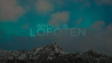 Photo of L'hiver dans les îles Lofoten