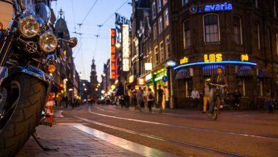 Photo of Une soirée passée à Amsterdam