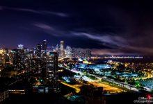 Photo of Visitez Chicago, de nuit, avec ce superbe time lapse
