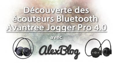 Photo of Découverte des écouteurs Bluetooth Avantree Jogger Pro 4.0