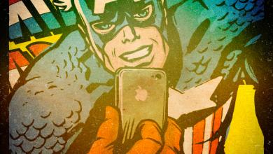 Photo of Et si les Avengers prenaient des selfies ?