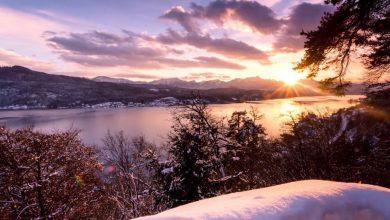 Photo of La beauté du land autrichien de Carinthie en time lapse