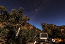 Photo of Découvrons la région d'Alice Springs en time lapse (Australie)