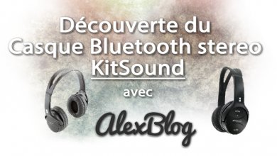 Photo of Découverte du Casque Bluetooth stereo KitSound