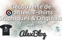 Photo of Découverte de Grafitee, T-shirts Graphiques & Originaux