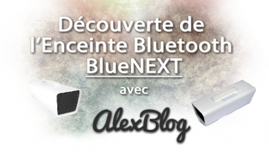 Photo of Découverte de l'Enceinte Bluetooth BlueNEXT