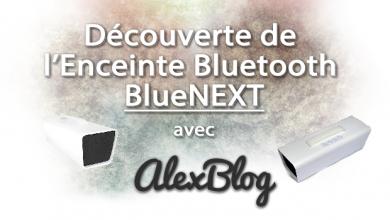 Photo of Découverte de l'Enceinte Bluetooth BlueNEXT
