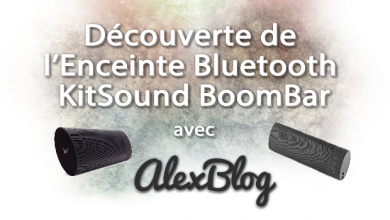 Photo of Découverte de l'Enceinte Portable Bluetooth KitSound BoomBar