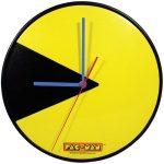pendule-horloge-pac-man