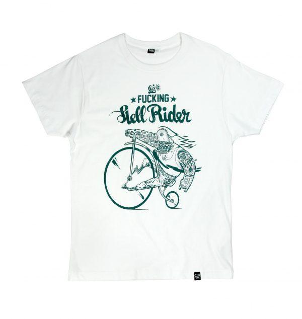 Tshirt Hell Rider par COONTAK