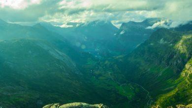 Photo of Un petit voyage à travers les paysages de la Norvège