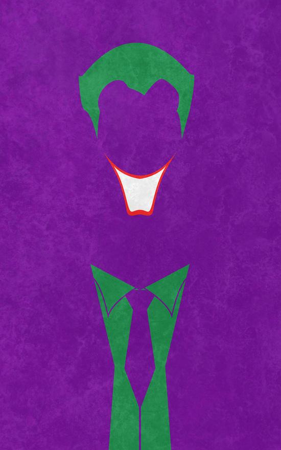 Affiches Minimalistes Super Hero Thelincdesign (17)