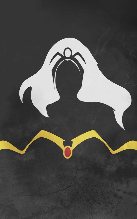 Affiches Minimalistes Super Hero Thelincdesign (22)