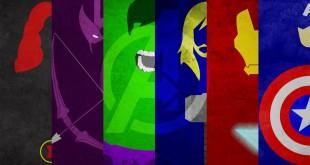 Affiches Minimalistes Super Hero Thelincdesign (24)