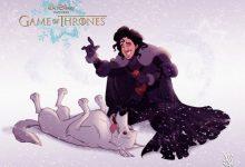 Photo of Quand Disney rencontre le monde de Game of Thrones – Fernando Mendonça