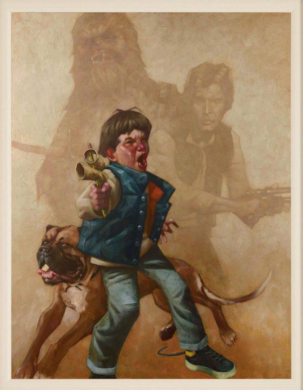 Enfants Scenes Star Wars Craig Davison (1)