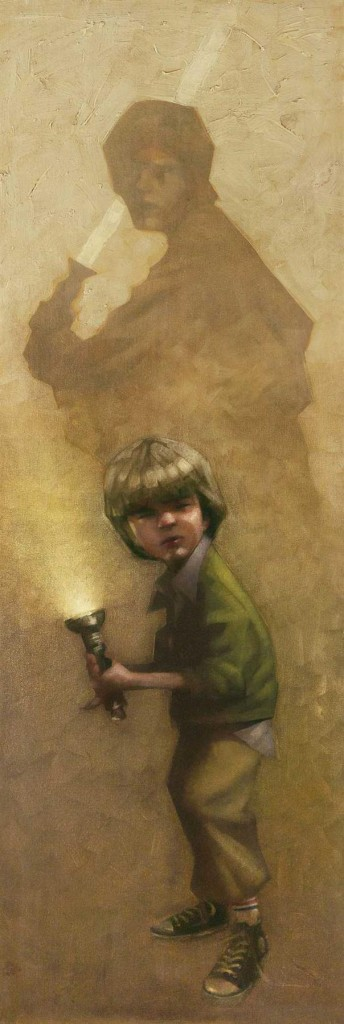 Enfants Scenes Star Wars Craig Davison (10)