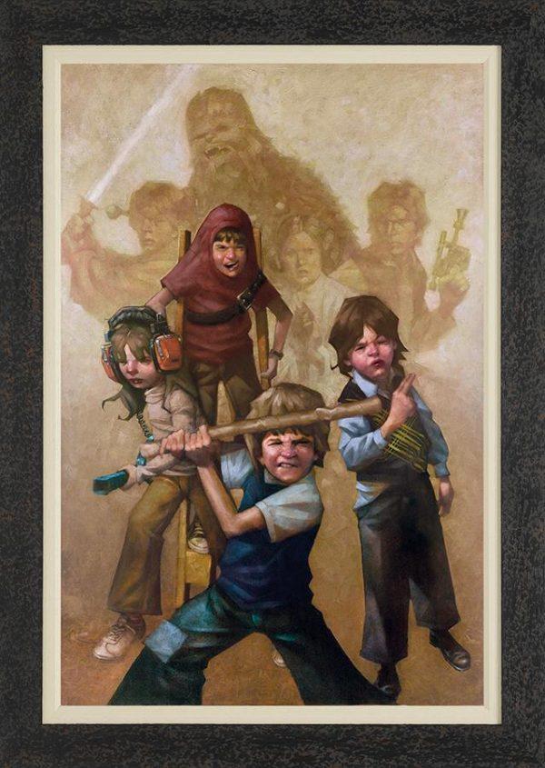 Enfants Scenes Star Wars Craig Davison (6)