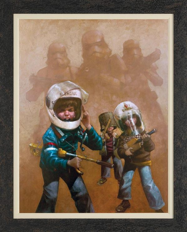 Enfants Scenes Star Wars Craig Davison (9)