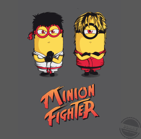 Illustrations Minions Marrantes Donnie (18)