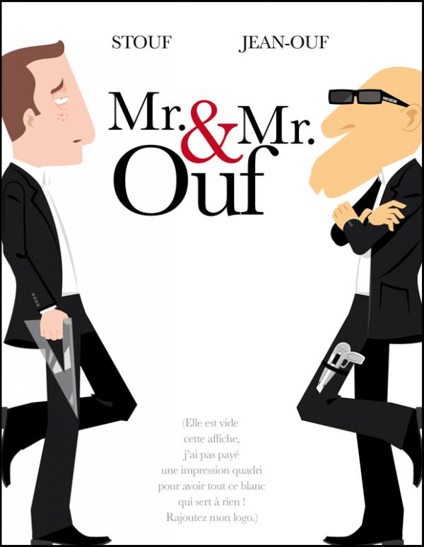 Parodies Affiches Films Version Graphiste Stouf Et Jean Ouf (10)