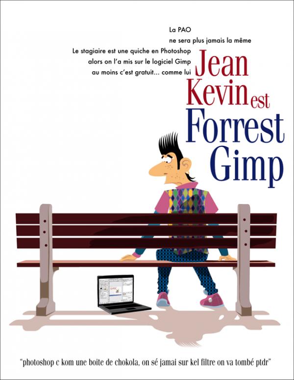 Parodies Affiches Films Version Graphiste Stouf Et Jean Ouf (11)