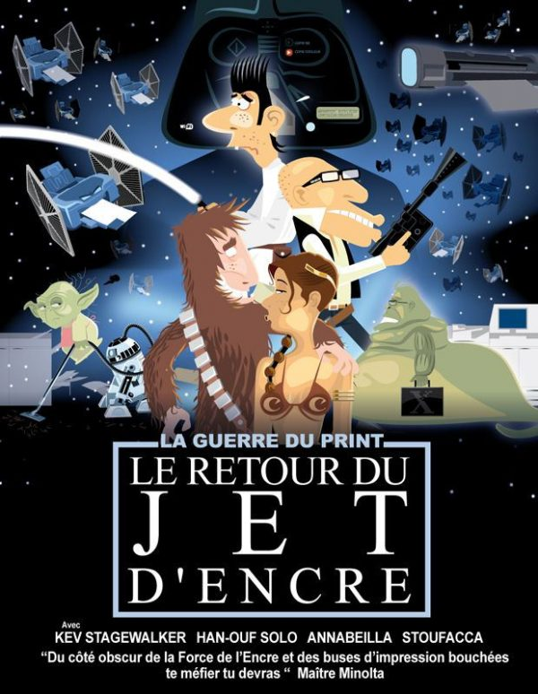 Parodies Affiches Films Version Graphiste Stouf Et Jean Ouf (2)