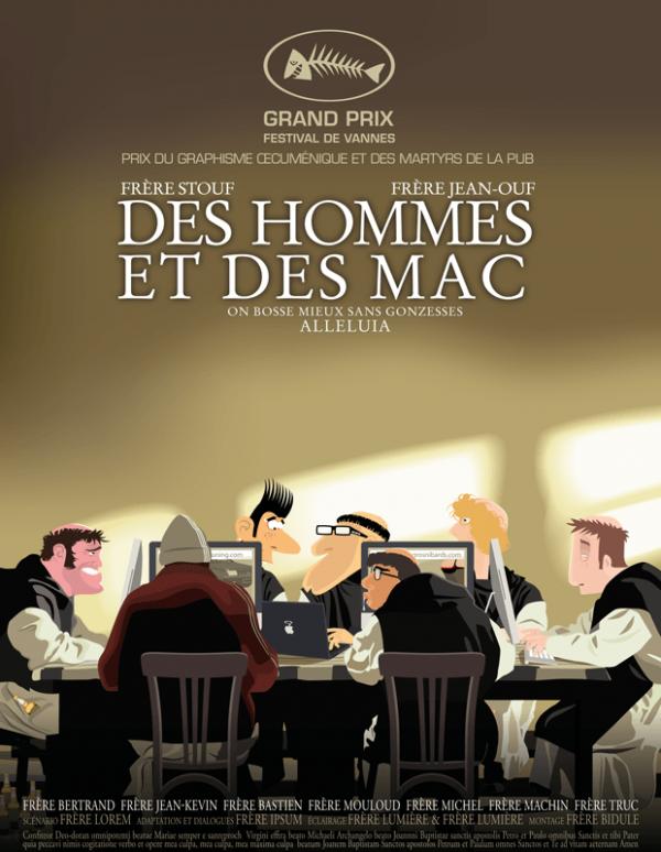 Parodies Affiches Films Version Graphiste Stouf Et Jean Ouf (5)